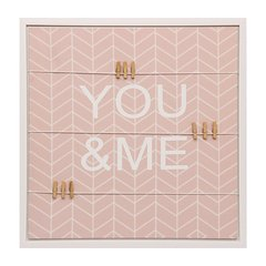 Cuadro Marco y Canvas YOU & ME