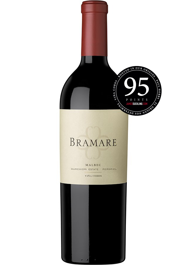 2017 Bramare Malbec Marchiori Estate