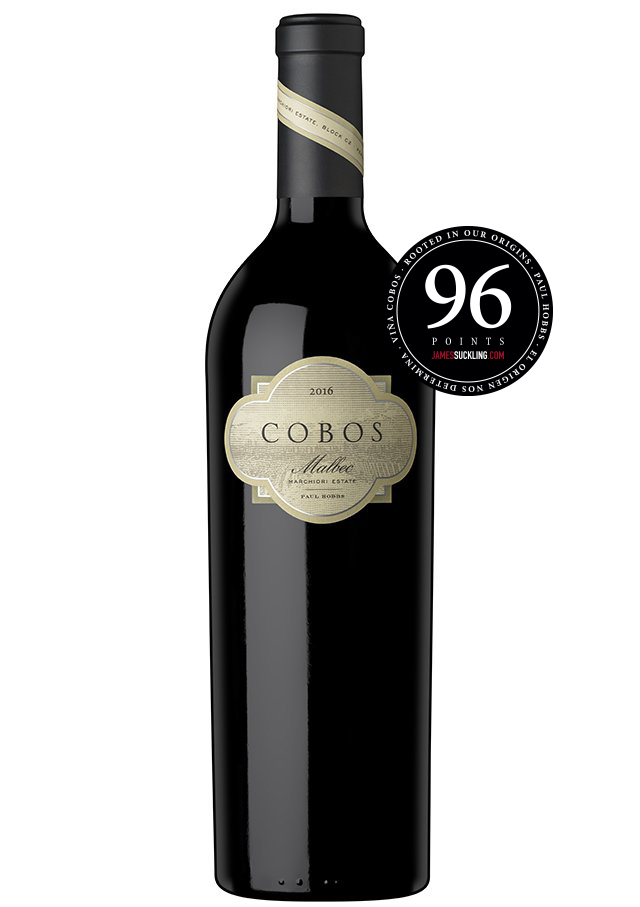 2016 Cobos Malbec Marchiori Estate