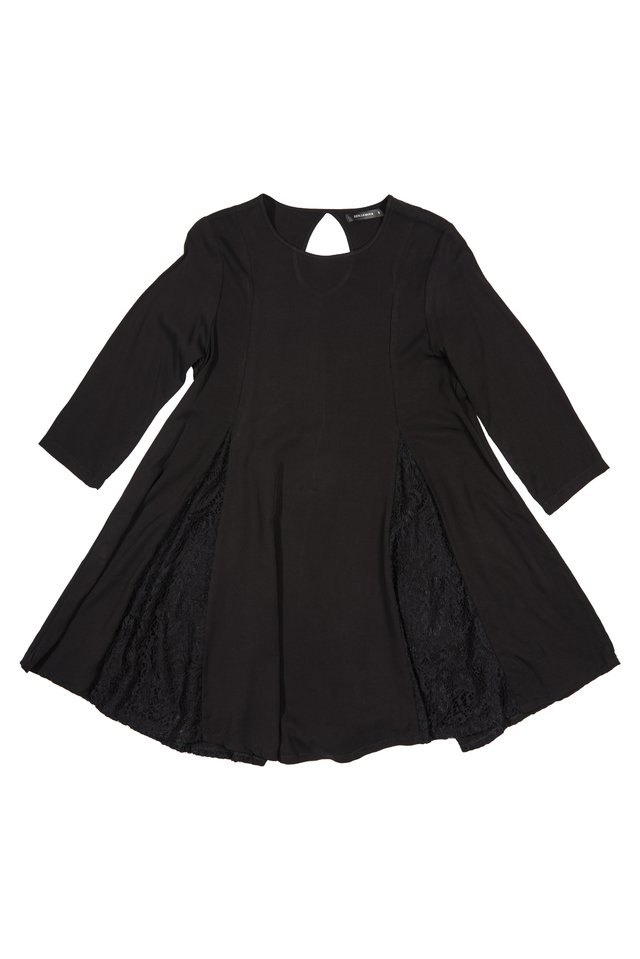 Vestido Johnson Negro en internet