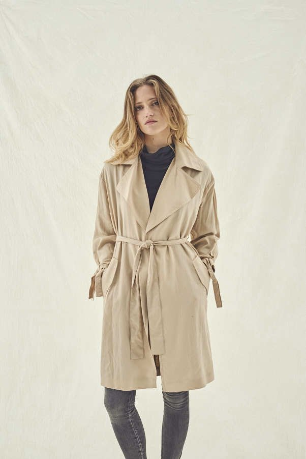 Trench Cecina