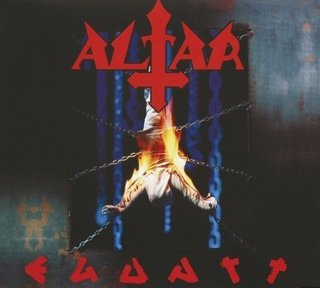 CD ALTAR - EGO ART (digipack edition)
