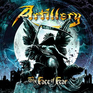 CD ARTILLERY - THE FACE OF FEAR (special edition)  [ JEWEL CASE + SLIPCASE]