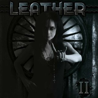 CD LEATHER - II (jewel-case com slipcase)