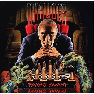CD Intruder - Psycho Savant