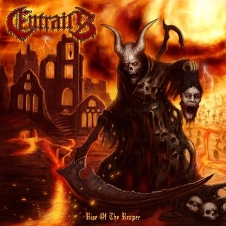 "CD ENTRAILS – ""Rise of the Reaper"" (SLIPCASE EDITION)"