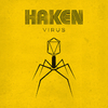CD HAKEN - VIRUS (SLIPCASE EDITION)