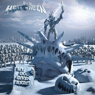 "CD HELLOWEEN -  ""My God-Given Right"" (digipack + bônus)"