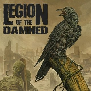 CD Legion of The Damned -