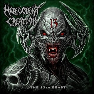 CD MALEVOLENT CREATION - THE 13th BEAST [SLIPCASE EDITION]