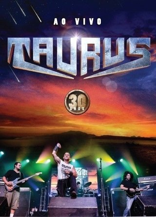 CD/DVD TAURUS - 30 ANOS AO VIVO  ( + patch promocional LIMITADO)