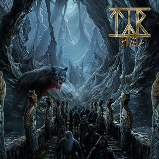 TÝR - HEL (DELUXE EDITION) [slipcase + poster]