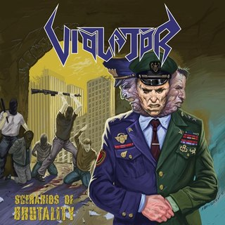 CD Violator - Scenarios of brutality