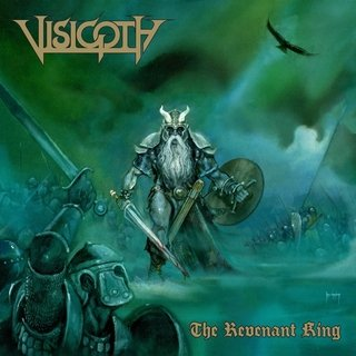 CD VISIGOTH - The Revenant King [slip case - edição limitada]