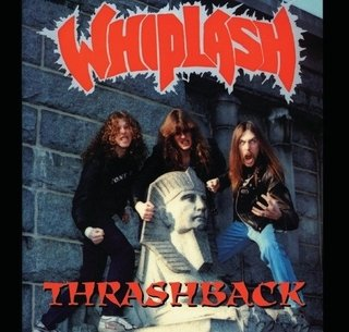 CD WHIPLASH - Thrashback [digipack deluxe edition]
