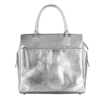 CAROLA large-square leather bag (Cod. 2601)