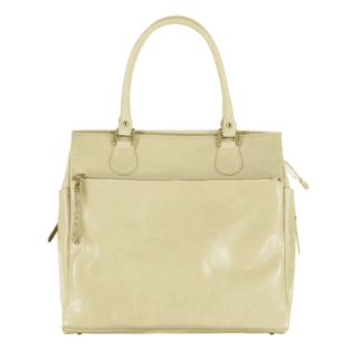 CAROLA large-square leather bag (Cod. 2602)