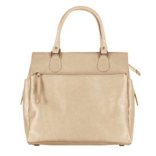 CAROLA large-square leather bag (Cod. 2606)