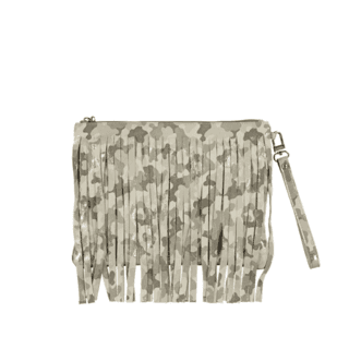 PIA Fringed clutch bag (Cod. 2616)