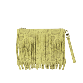 PIA Fringed clutch bag (Cod. 2617)