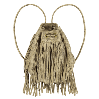 Keka Fringed Backpack (Cod.2628)