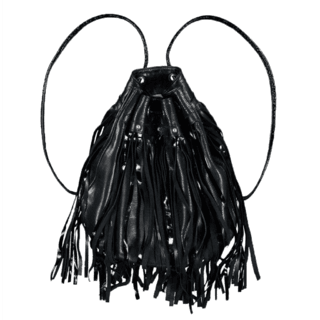 Keka fringed backpack  (Cod. 2629)