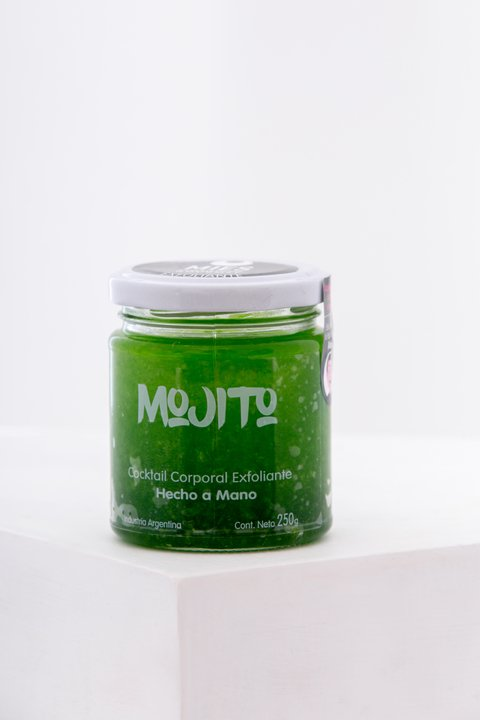 Cocktail exfoliante MOJITO