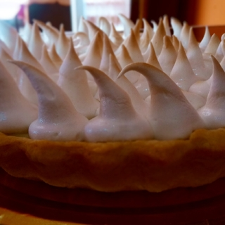 Lemon pie mediano