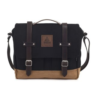SATCHEL 11L BLACK