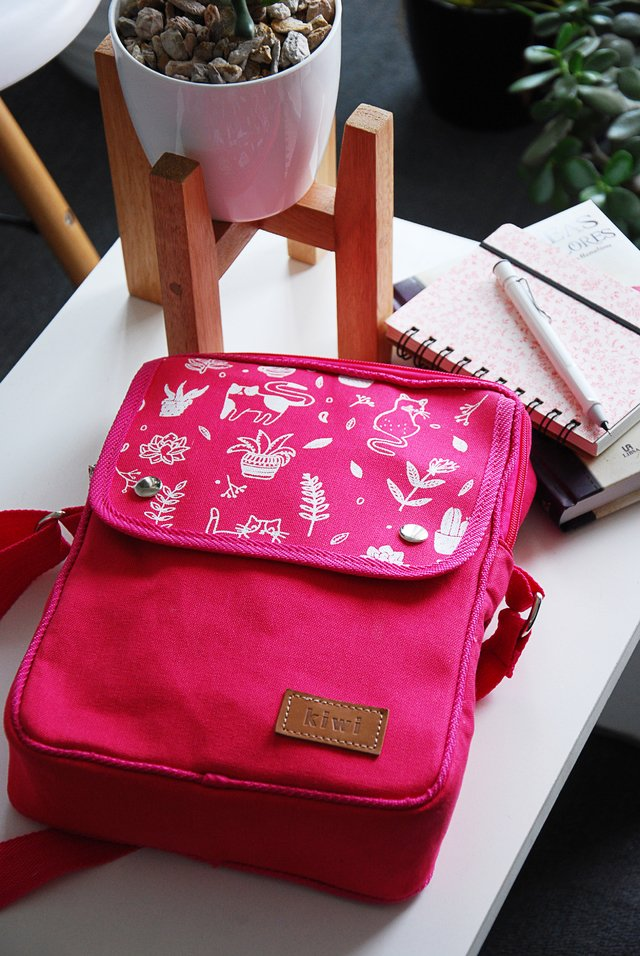 Morral Forest Fucsia