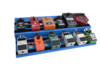 Pedalboard para 12/14 pedales Pedal Hole Jumbo + Soft Case
