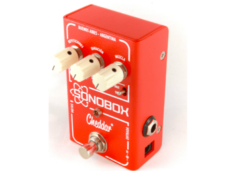 SONOBOX Cheddar Delay - De Acá!