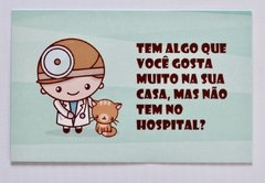 Conversinha no Hospital - Terapia Criativa