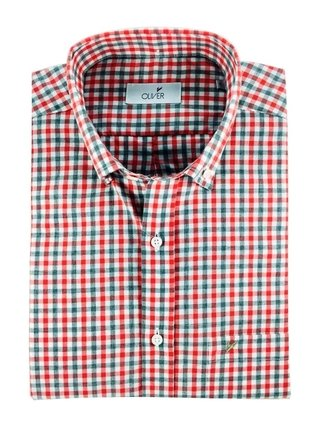 Camisa sport a cuadros - modelo Groove