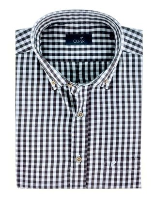 Camisa sport a cuadros - modelo Water