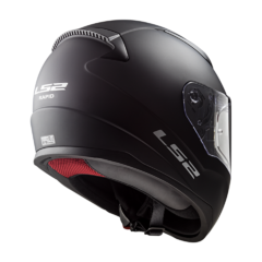 CASCO LS2 FF353 RAPID MINI MATT BLACK en internet