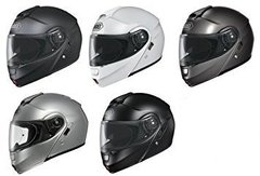 CASCO SHOEI NEOTEC NEGRO MATE en internet