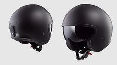 CASCO LS2 599 JET SPITFIRE MATT BLACK en internet