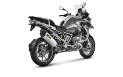 ESCAPE AKRAPOVIC BMW R 1200 GS 2016  Slip-On Line (Titanium) S-B12SO10-HAAT - comprar online