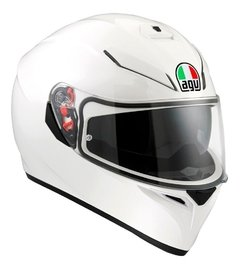 CASCO AGV K3-SV WHITE
