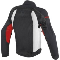 Campera Dainese Air Frame D1 Negro/blanco/rojo - comprar online