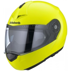 CASCO SCHUBERTH C3 PRO FLUO YELLOW S