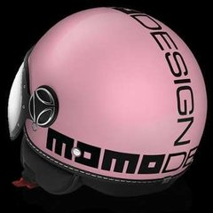 casco momo basic pink en internet