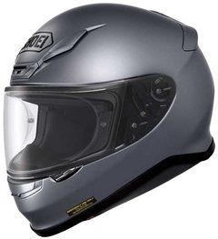 CASCO SHOEI NXR GRIS BRILLOSO