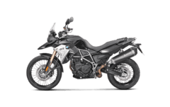 ESCAPE AKRAPOVIC F 800 GS 7 ADV 2016 / 2017 S-B8SO6-HZAABL   Slip-On Line (Titanium) - comprar online