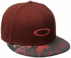 GORRA OAKLEY ELLIPSE PRINT JET BLACK en internet