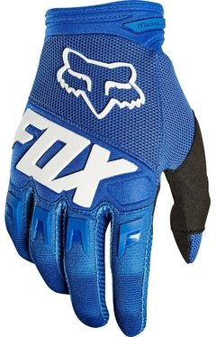 Guante Motocross Fox Dirtpaw Azul