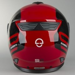 casco schuberth S2 DRAG RED - comprar online