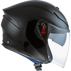 CASCO AGV K-5 JET MATT BLACK XL