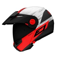 casco schuberth E1 Crossfire Red TALLE M en internet